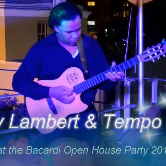 Randy Lambert & Tempo - Bacardi 2012